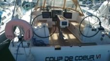 Rental sailboat in Antibes