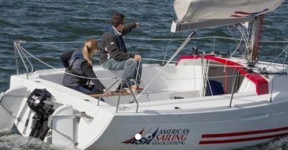Location Voilier Beneteau First 22 San Francisco