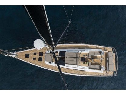 Charter Sailboat Dufour Dufour 56 Exclusive Rogoznica