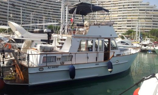 Island Gypsy 36 in Villeneuve-Loubet