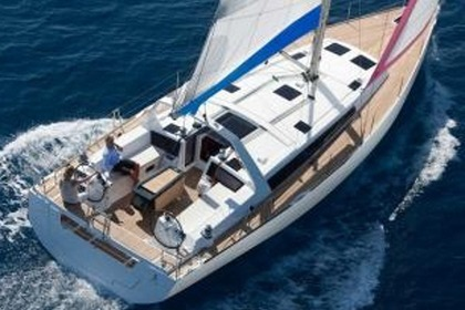 Hire Sailboat Sunsail Oceanis 48 Palermo