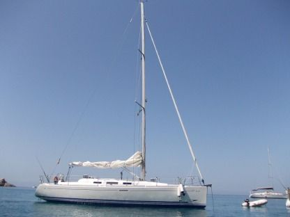 Charter Sailboat Dufour 40 Performance Talamone