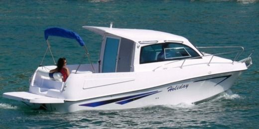 Motorboat Sea Ray 185 Sport for hire