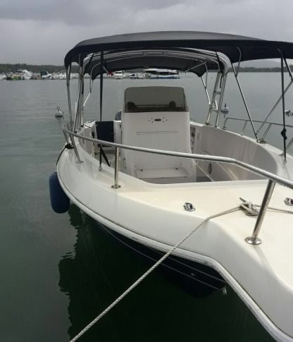 Rental Motorboat Proline 29 - 9M Sainte-Anne