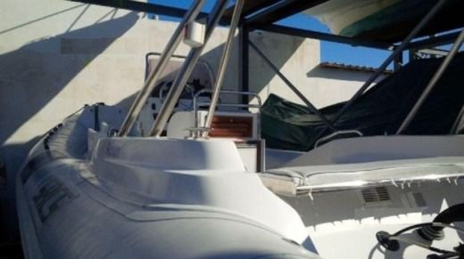 Charter rIB in Trapani TP peer-to-peer