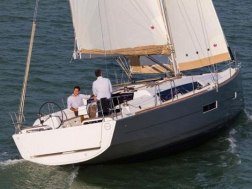 Dufour 382 Grand Large in Portorosa for hire