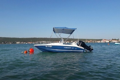 Hire Motorboat QUICKSILVER 425 COMMANDER Sukošan