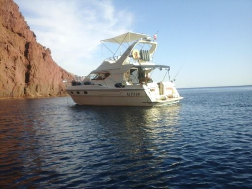 Motorboat SUN  CRUISER Vedette Sun Cruiser for hire