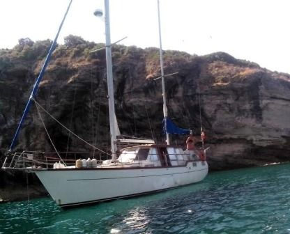 Rental Sailboat Nauticat 38 Saint-Florent