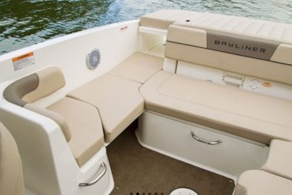 Rental Motorboat BAYLINER VR6 Altea