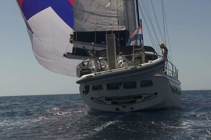 Hire Sailboat Robert Perry Ta Chao Scorpio 72 Split