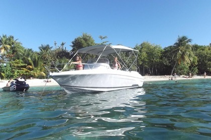 Hire Motorboat BENETEAU Flyer 6.50 Pointe-a-Pitre
