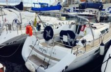 Jeanneau Sun Odyssey 39I in Palamós for rental