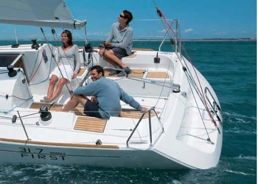 Beneteau First 31.7 in Lorient