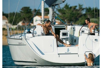 Charter Sailboat BENETEAU Cyclades 50.4 with A/C Angra dos Reis