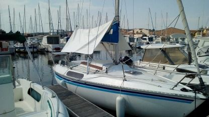Rental Sailboat Kirie Kelt 6.20 Gruissan