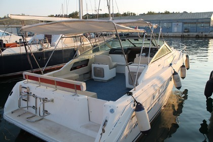Rental Motorboat Sea Ray 280 Pula