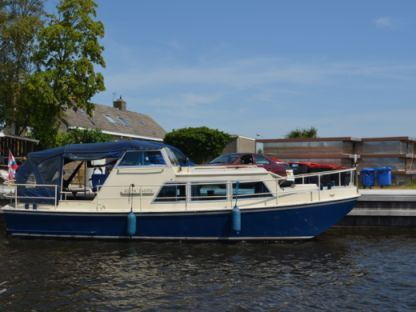 Rental Motorboat Doerak 850 Ok Brandenburg