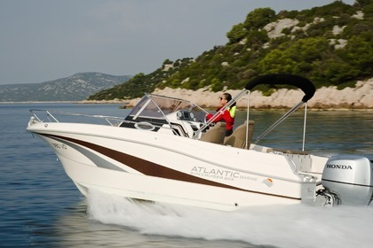 Rental Motorboat Atlantic Marine 670 Open Trogir