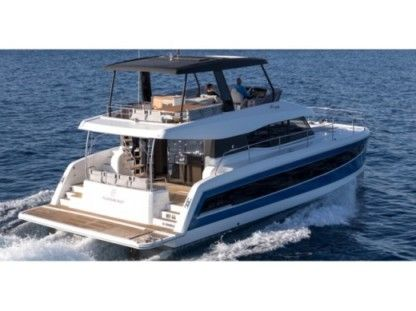 Miete Motorboot Fountaine Pajot My 44 Šibenik