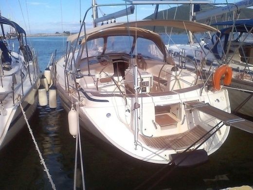 Sailboat Bavaria 44 for rental