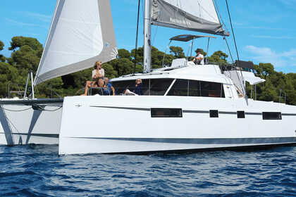 Rental Catamaran NAUTITECH 46 FLY Corfu