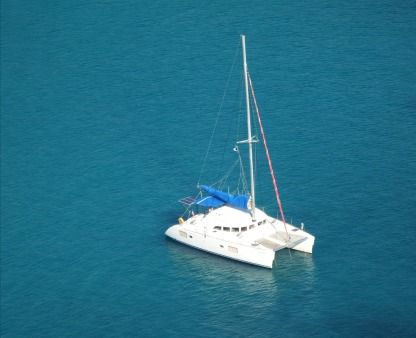 Location Catamaran Lagoon 380 S2 Bonifacio