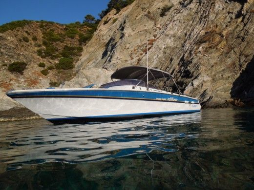 Motorboat Offshorer Marine Monte-Carlo Offshorer 30 for hire
