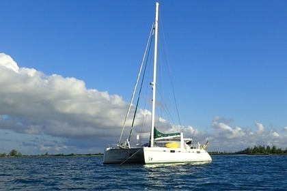 Location Catamaran BALI - CATANA 581 Panama