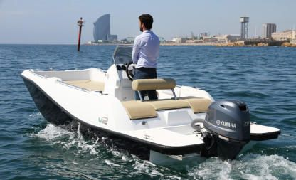 Rental Motorboat V2 First Class Mallorca