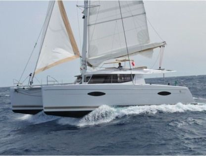 Location Catamaran Fountaine Pajot Helia 44 Sant'Agata di Militello