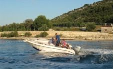 Fisherman Tiburon 180 Open in Vinišće