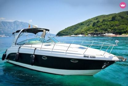 Charter Motorboat Chaparral 350 Signature 37Ft Budva