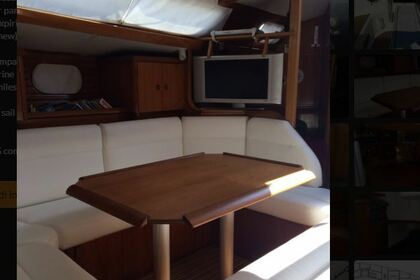Charter Sailboat Oceanis 42.3 Palermo