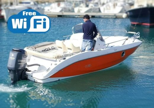 SESSA MARINE Key Largo 20 in Trogir for hire