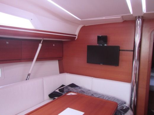 Dufour 410 Grand Large in Portorosa for hire