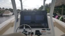 Motorboat Sea Fox Central 29