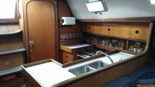 Sailboat Beneteau First 375 Admiral for hire