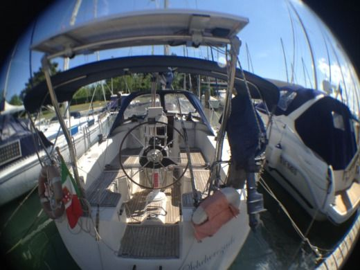 Sailboat Hanse 371 for hire