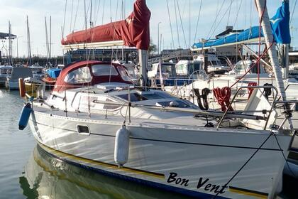 Hire Sailboat Kirie - Feeling Feeling 326 Blankenberge