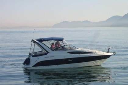 Rental Motorboat BAYLINER 285 CIERA CRUISER Split