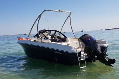 Hire Motorboat Beneteau Ombrine 630 Pornichet