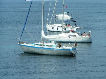 Rental Sailboat Metalu Flot32 Bastia