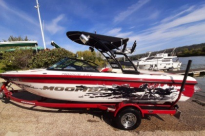Rental Motorboat MOOMBA MOBIUS LSV 21 Le Bourget-du-Lac