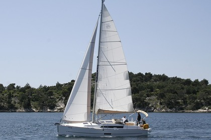 Charter Sailboat Dufour Dufour 380 Grand Large Šibenik
