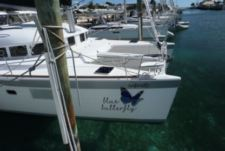 Lagoon 380 Infinity in Nassau for hire