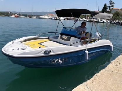 Rental Motorboat Rancraft Rs 5 Krk