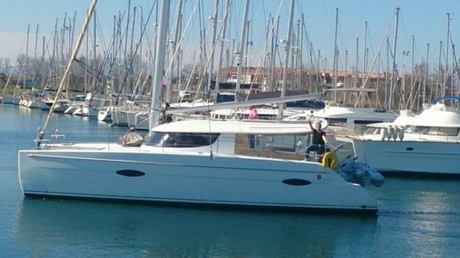 Location Catamaran Foutain Pajot Lipari 41 Hyères