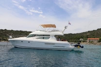 Rental Motorboat Jeanneau Prestige 46 Fly Supetar