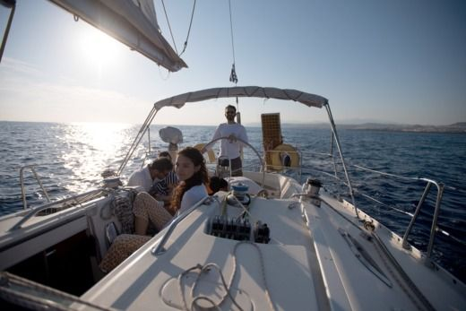 Beneteau First 45 F5 in Heraklion for hire